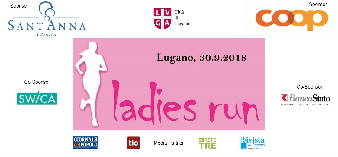 Logo Ladies Run Ticino